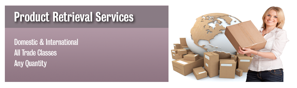 Product Retrieval Services